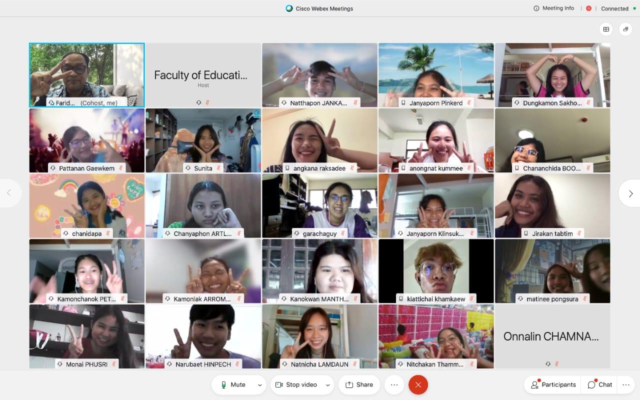 Pandemi Bukan Penghalang: Dosen FIP UNNES Ajar Mahasiswa di Perguruan Tinggi Internasional
