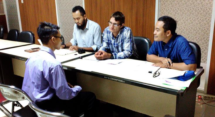 117 Mahasiswa Unnes Ikuti Seleksi Wawancara PPL Antarbangsa