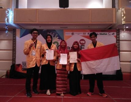 Tim Garuda Konservasi UNNES Boyong Tiga Penghargaan Internasional di Malaysia