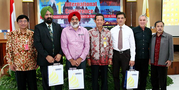 FIS Selenggarakan Konferensi Internasional Pemberdayaan Masyarakat Tertinggal
