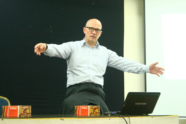 Orang Finlandia Lebih Memilih Sekolah Kejuruan