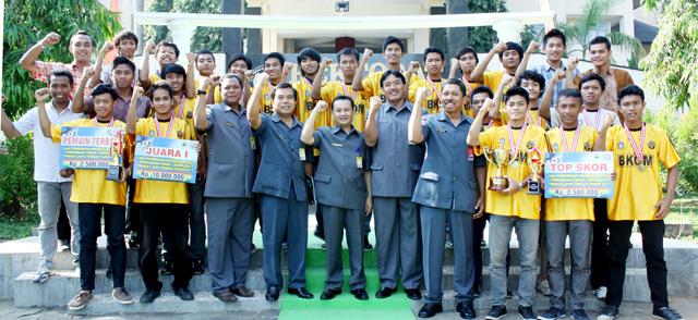 Tim PS Unnes Lolos ke Lipio Nasional