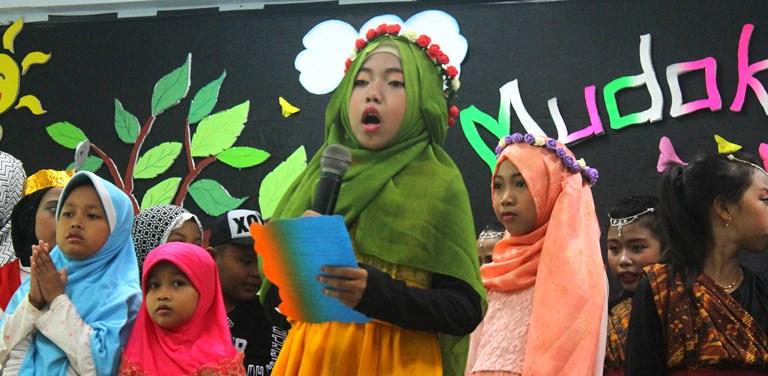Children Goes To Campus Hadirkan 60 Anak Binaan