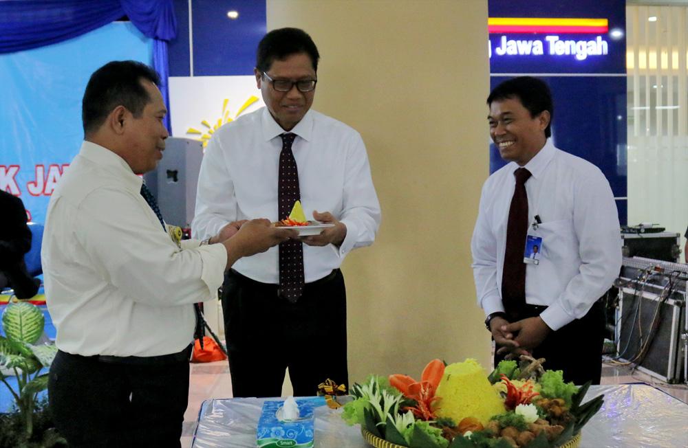 Bank Jateng Tempati Gedung Baru
