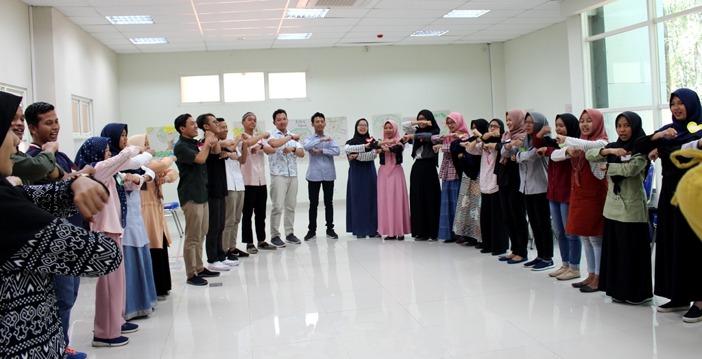 Mahasiswa UNNES Belajar Menetapkan Tujuan Melalui Soft Skill RWAP