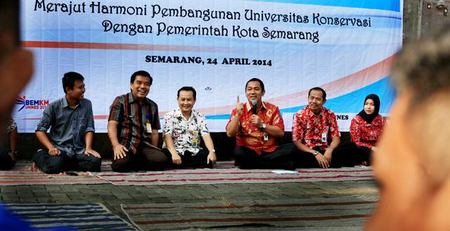 Walikota Semarang: Setiap Kali ke Unnes, Saya Kagum Perubahannya