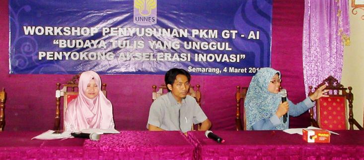 Mengangkat Kearifan Lokal melalui PKM GT dan AI