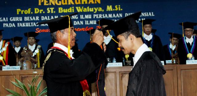 Prof St Budi Waluya: Dosen Jangan Hanya Mikir Pangkat