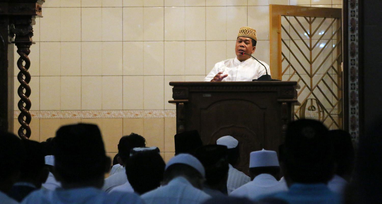 Ramadhan di Kampus Konservasi