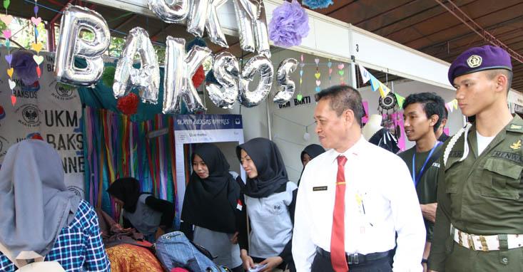 UNNES Fair 2018, Wadah Mahasiswa Baru Menyumbang Prestasi