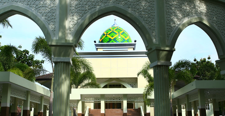 Nanti Malam, Tarawih Perdana di Masjid Ulul Albab