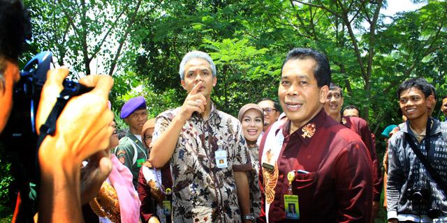 Gubernur Ganjar: Soal Pelestarian Lingkungan, Contoh Unnes