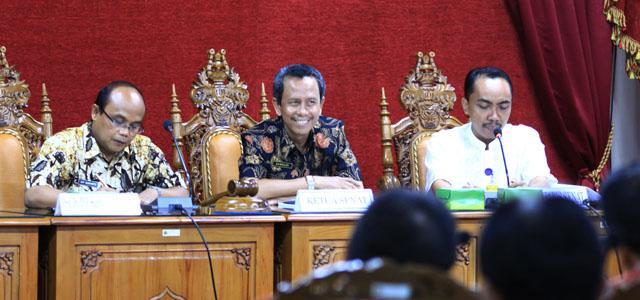 Pisah Sambut Ketua Senat Unnes