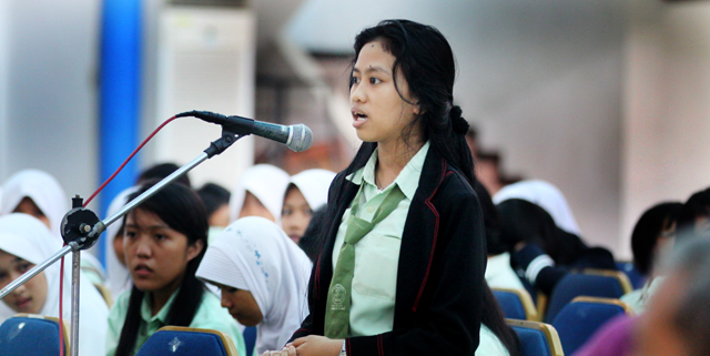 Anak Muda Lampung itu Ingin Masuk Unnes