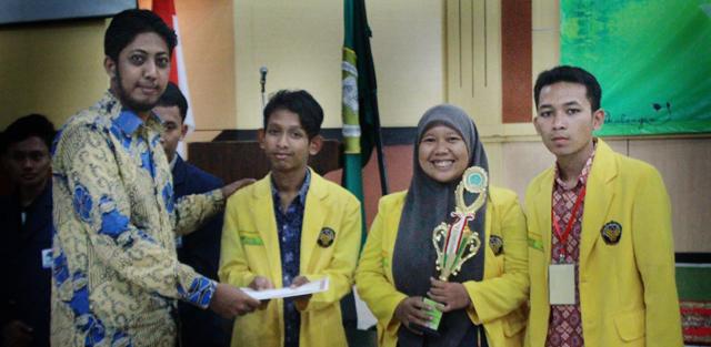 Mahasiswa Unnes Juara II