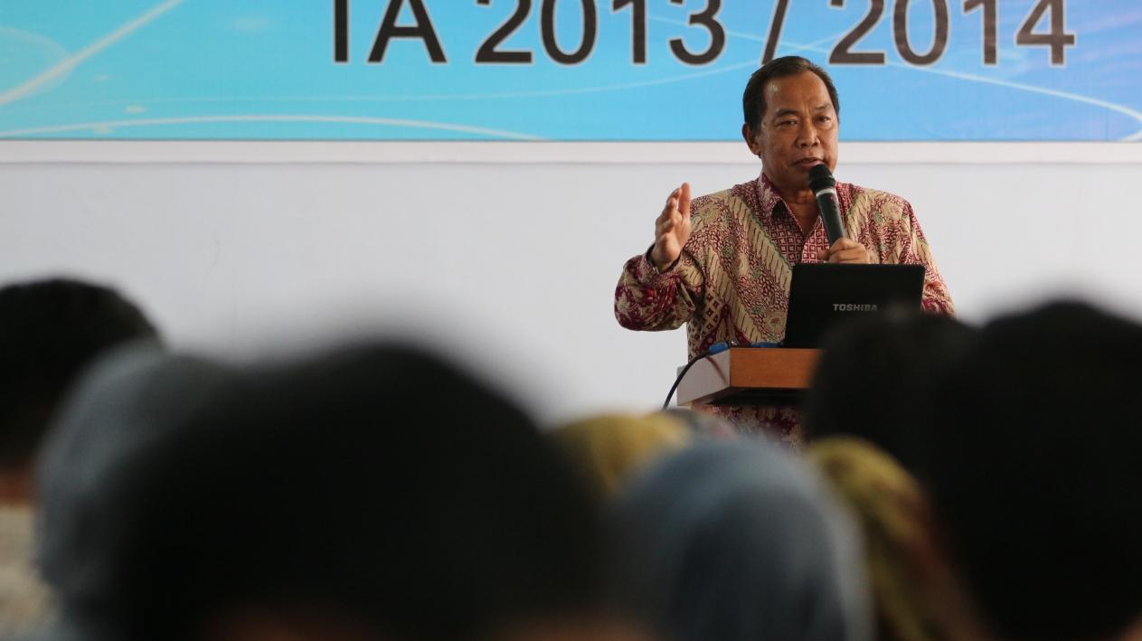 Ke Banjarnegara, Prof Mungin Koordinasikan UN