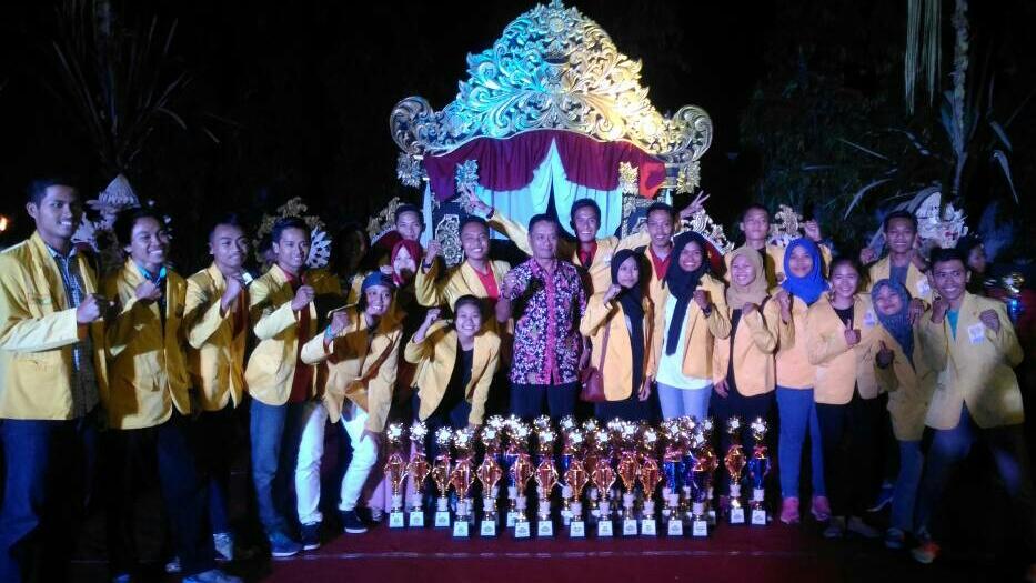 Hari Kebangkitan Nasional, Mahasiswa UNNES Juara Umum POM  Rayon I