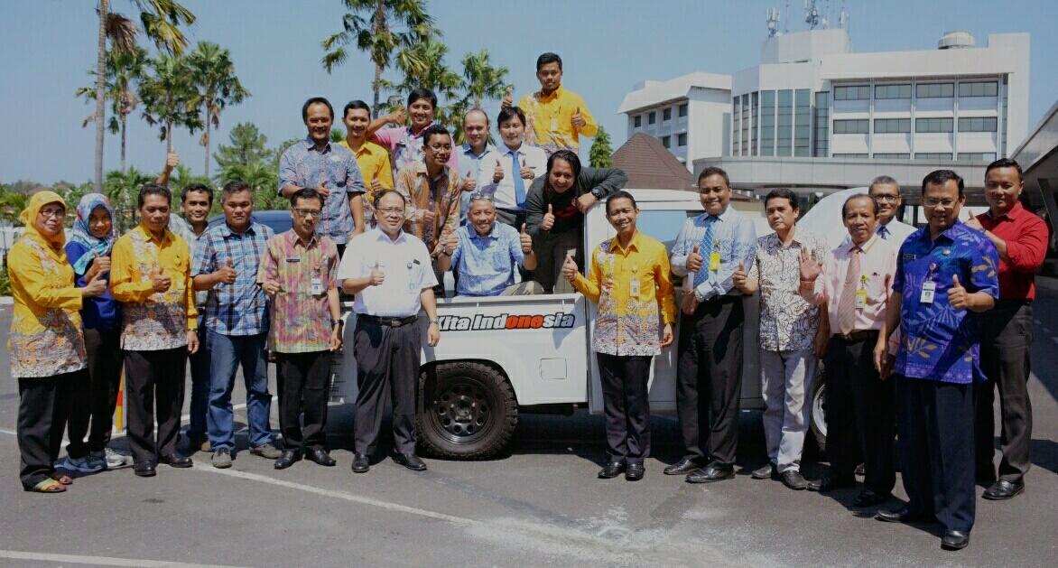 FGD Klaster Inovasi Platform Mobil Pedesaan Jembatani Pemerintahan dan Industri