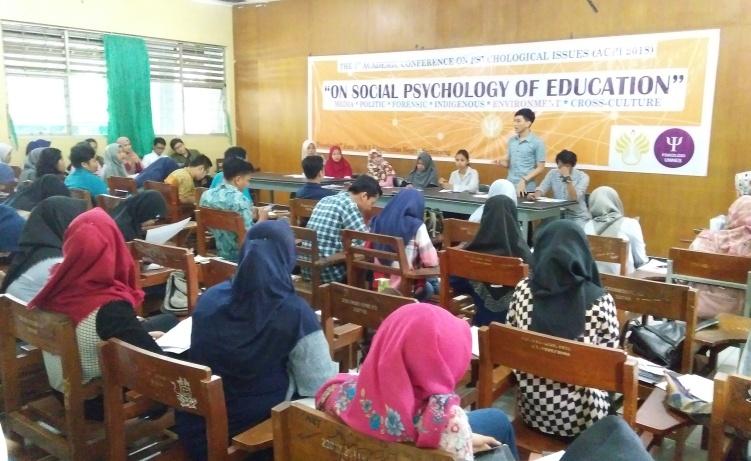 Gelar Student Conference, Psikologi UNNES Tingkatkan Publikasi Ilmiah