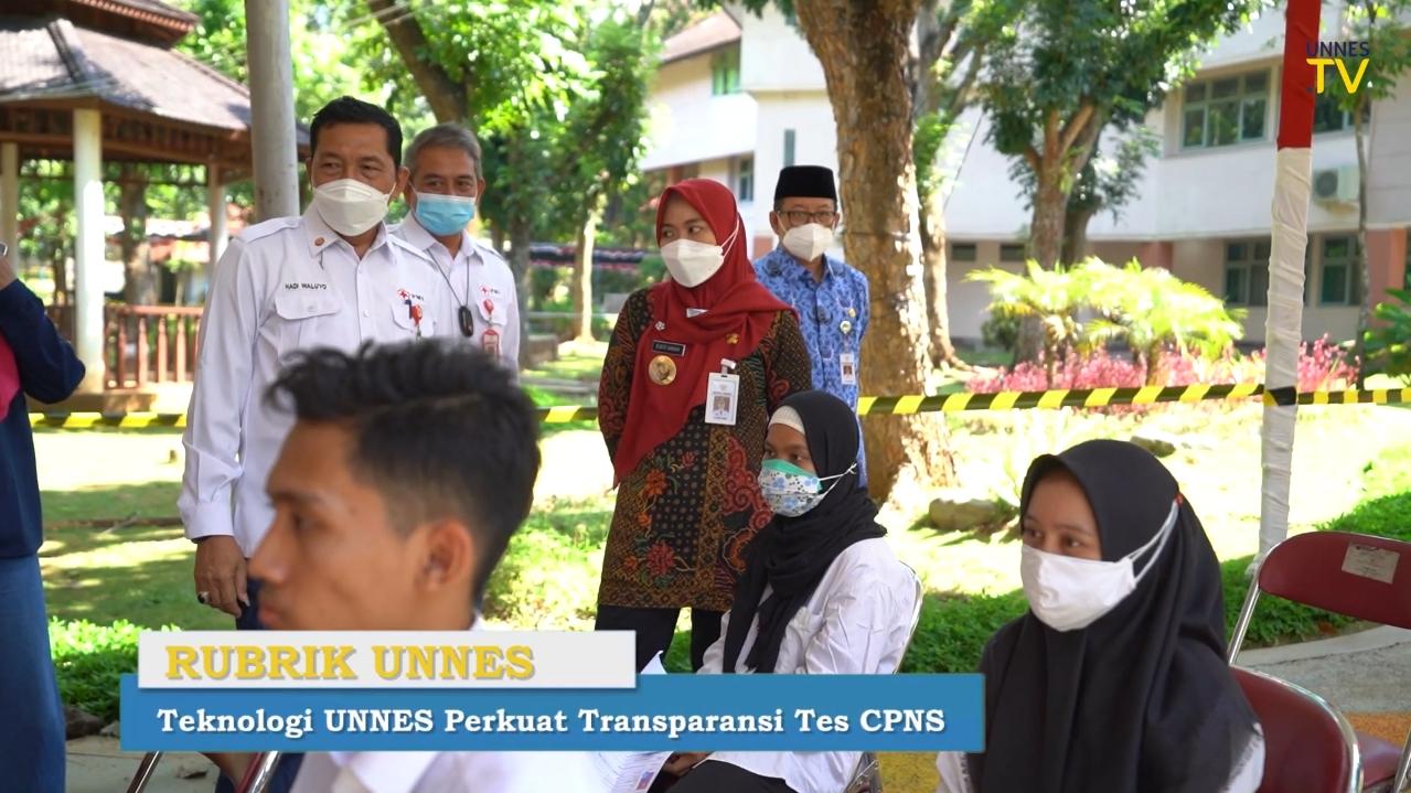 Monitoring CPNS, Bupati Demak Sebut UNNES Tempat Representatif Untuk Tes