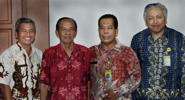Drs Boenasir MPd Dosen FT Purnatugas