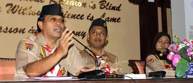 Ketua Kwarda: <em>Hard Skill</em> Tak Berarti Tanpa<em> Culture-Religion Skill</em>