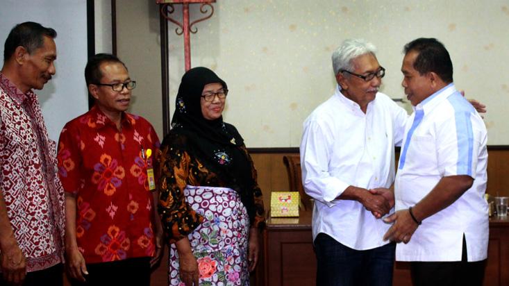 Rektor UNNES Prof Fathur: Secara Administrasi Putus, Silaturahim Tanpa Putus