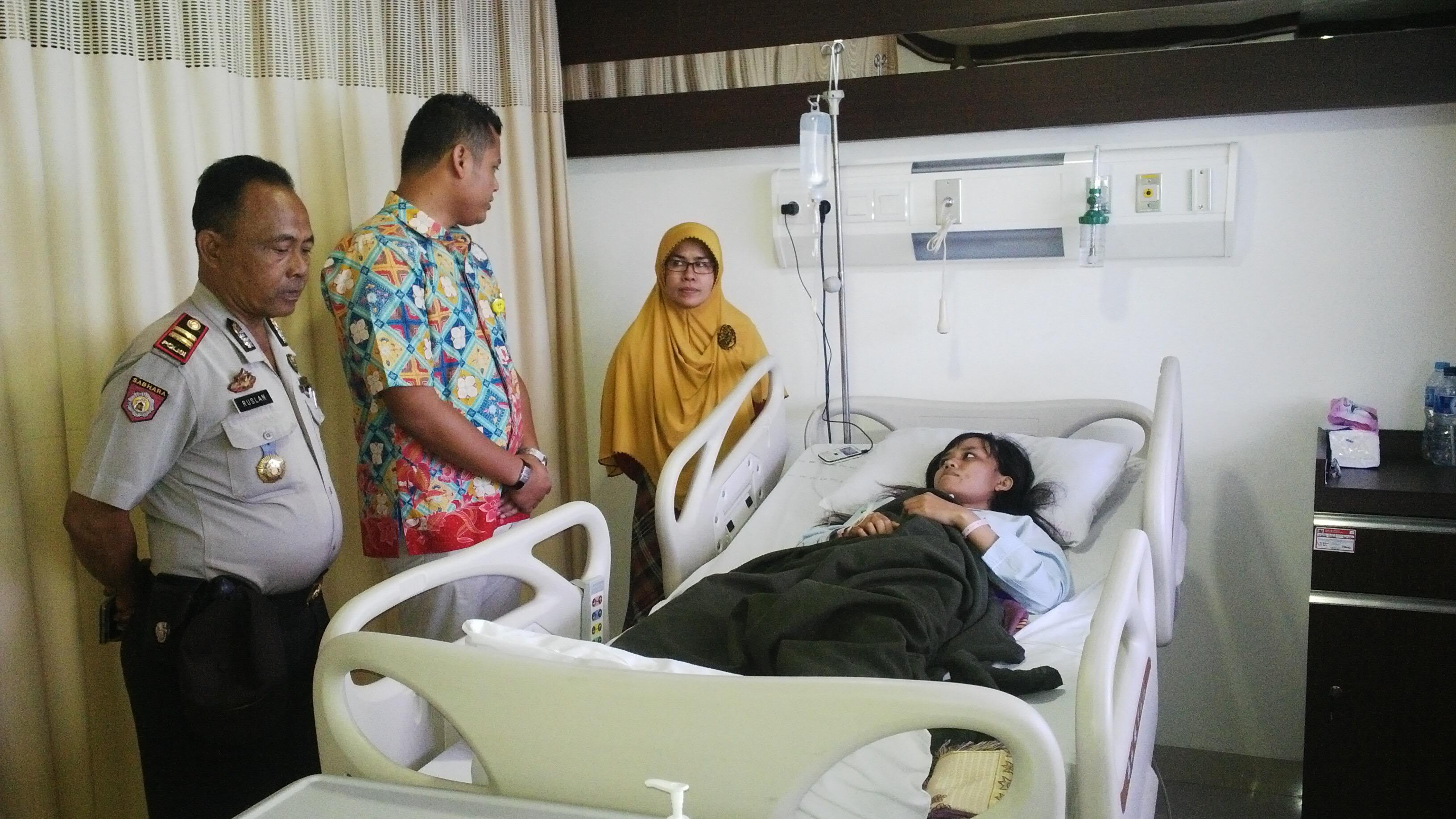Menjalani Perawatan Intensif, Anggun Masih Berharap Bisa ke Jepang