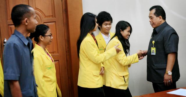 Tari Denok Semarangan akan Ditampilkan di Thailand
