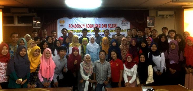 PCMI Jawa Tengah Gelar Sosialisasi Pertukaran Pelajar Antarnegara di UNNES
