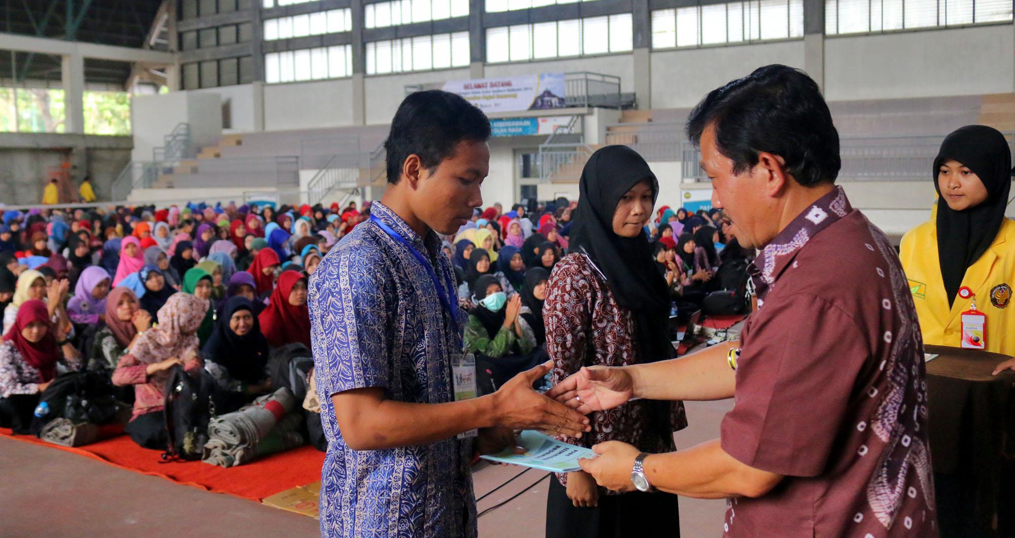 Diikuti 1.850 Mahasiswa, Jambore Bidikmisi Dibuka