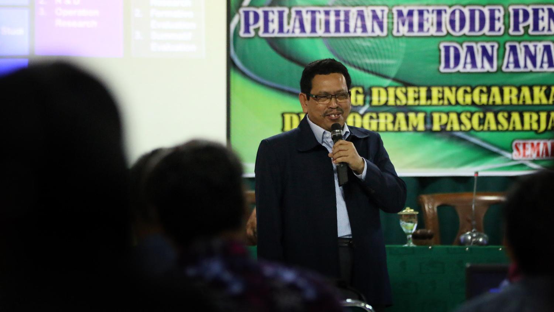 PPs Unnes Gelar Seminar Metode Penelitian