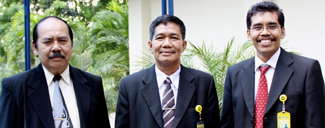 Sartono Sahlan Kembali Pimpin Fakultas Hukum