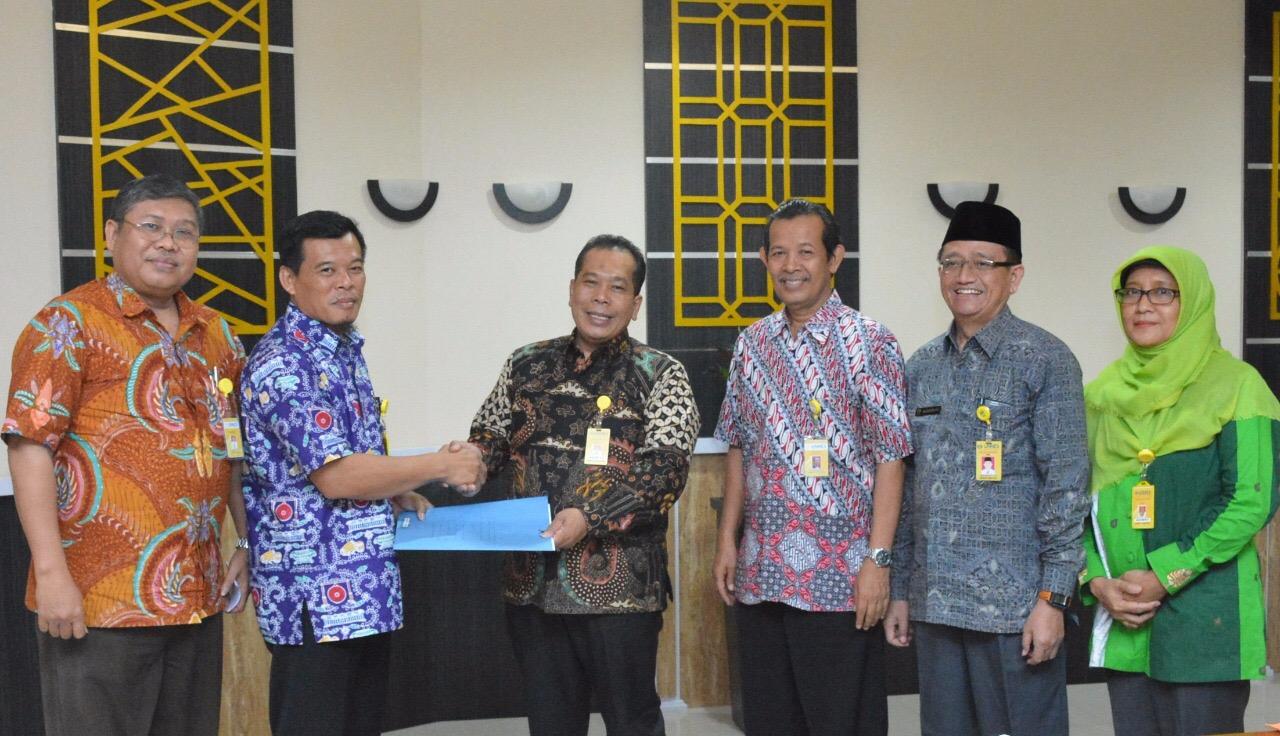 Pergantian Kalab, Pejabat UNNES Harus Berintegritas