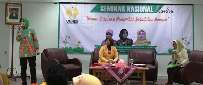 Meneladani Kepemimpinan Perempuan dari Kartini