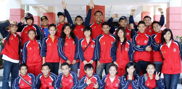 48 Atlet Unnes Perkuat Kontingen PON Jateng