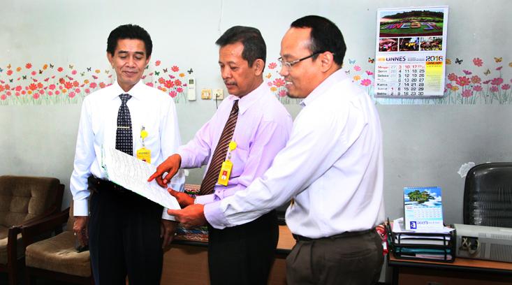 Wakil Rektor Bidang Akademik Tinjau BPM