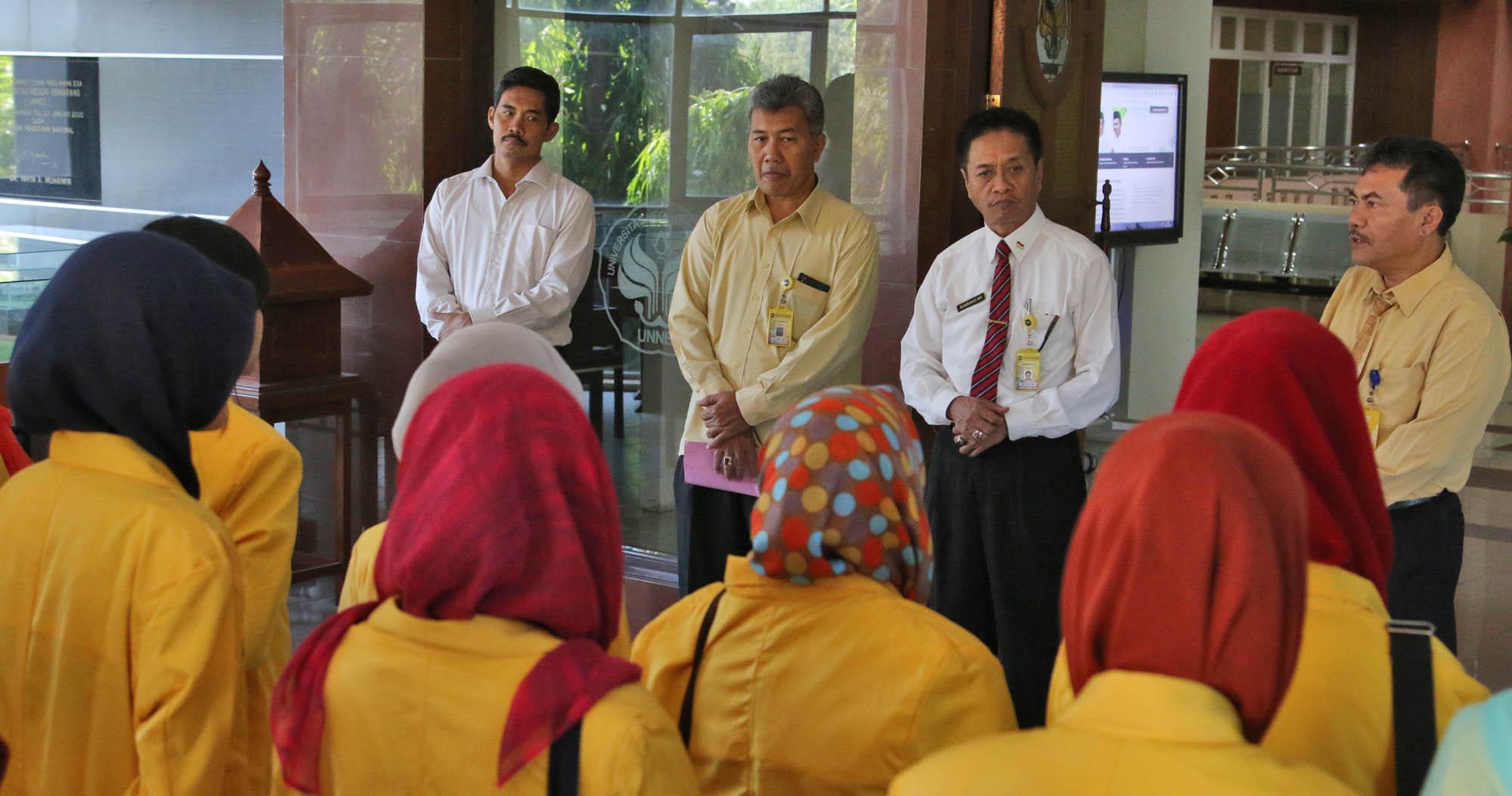 47 Mahasiswa Unnes Ikuti Bali International Choir Festival