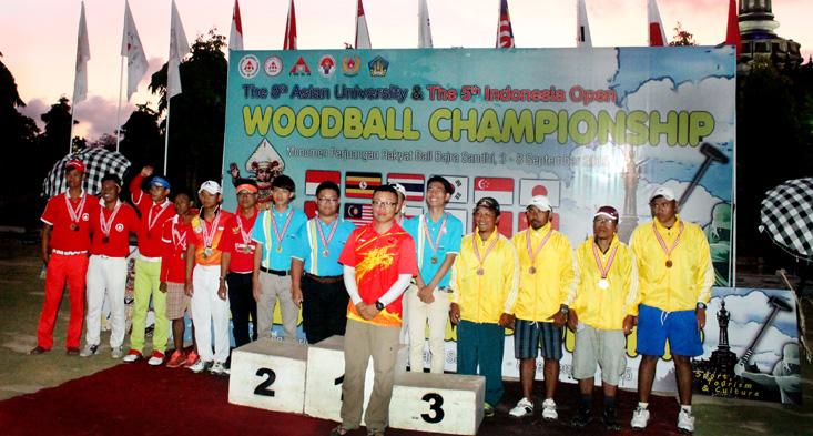 Tim Woodball Unnes Borong 19 Medali Tingkat Internasional