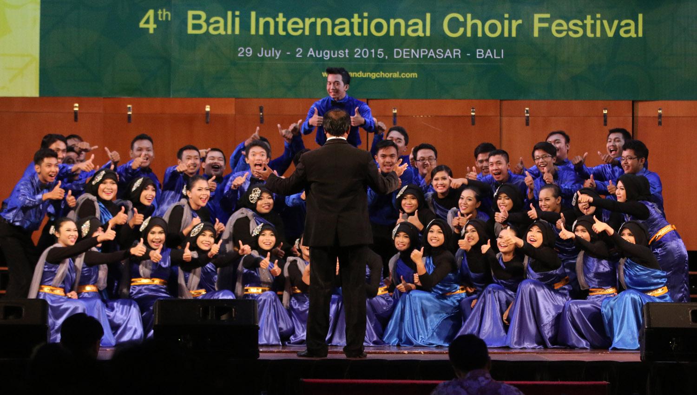 Voice of Conservation (VOC) Unnes, Sukses Bawakan Bang Bang Wus Rahino
