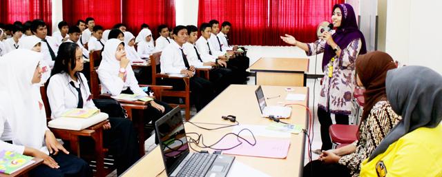Inilah Kegiatan Awal Mahasiswa Baru 2011