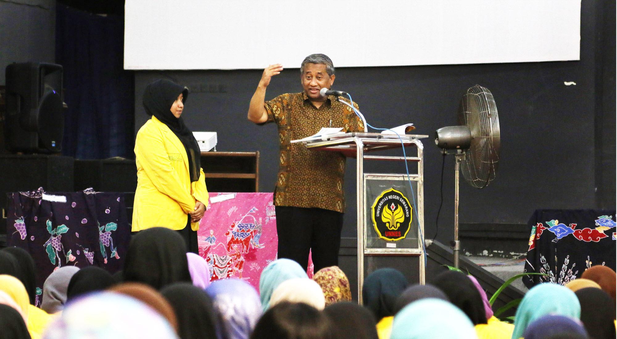 Unnes Penerima Bidik Misi Terbanyak se Indonesia