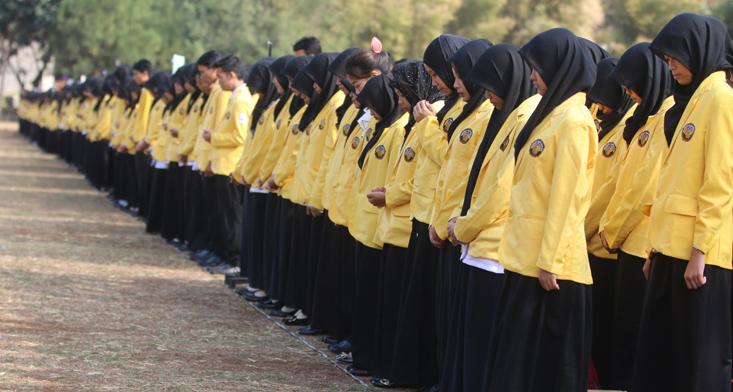 4423 Mahasiswa Kependidikan Unnes Siap Mengabdi