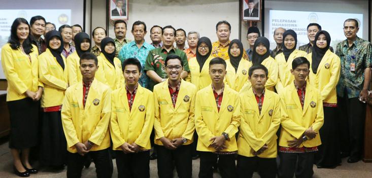 15 Mahasiswa Unnes PPL di Malaysia