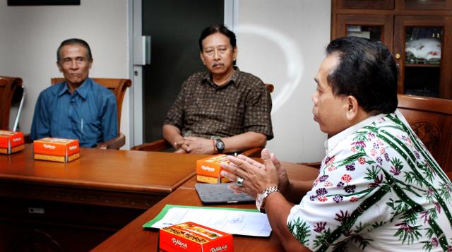 Kepala Pusat Pengembangan Media Pendidikan Pensiun