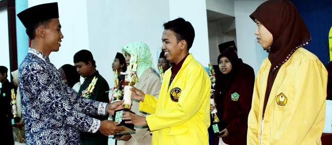 IAIN Walisongo Juara Umum MTQ Mahasiswa XXIII Jateng