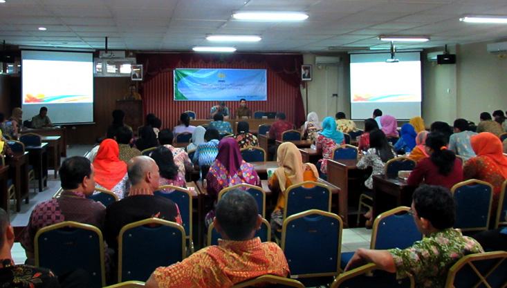 Dony Setiawan: Tata Bahasa Persuratan Harus Jelas, Efektif, dan Mudah dimengerti