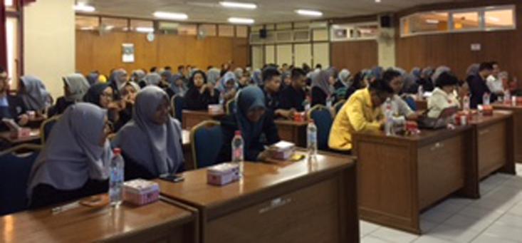 Mahasiswa BK Universitas Negeri Malang Kunjungi BK FIP UNNES