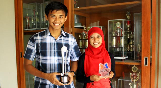 Unnes Terbaik II Kejuaraan Hoki Antar-Perguruan Tinggi
