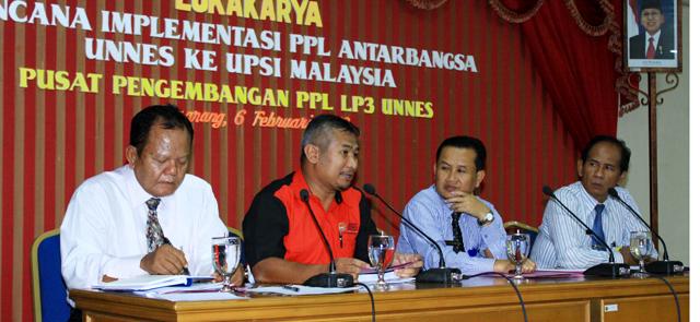 Unnes-UPSI Malaysia Selenggarakan PPL Antarbangsa